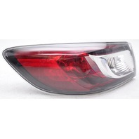 OEM Mazda 3 Sedan Left Driver Side Halogen Tail Lamp BBM4-51-160F