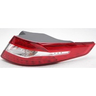 OEM Kia Optima Hybrid Right Passenger Side LED Tail Lamp Lens Chip