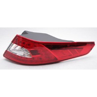 OEM Kia Optima SX SXL Right LED Tail Lamp 92402-2T110 - Lens Chipped