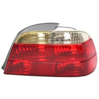OEM BMW 740i 750iL Right Passenger Side Tail Lamp 63216904838 Lens Discoloration