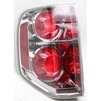 OEM Honda Pilot Left Driver Side Tail Lamp Lens Chip 33501S9VA11