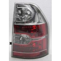 OEM Acura MDX Right Passenger Side Tail Lamp 33501S3VA11 Lens Chip