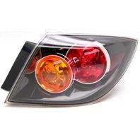 OEM Mazda 3 Right Passenger Side Halogen Tail Lamp Dust Inside