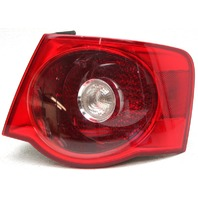 OEM Volkswagen Jetta Right Passenger Side Halogen Tail Lamp Lens Chip