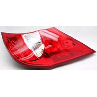 OEM Hyundai Accent Hatchback Right Passenger Side Tail Lamp Lens Crack