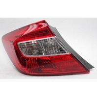 OEM Honda Civic Sedan Outer Left Tail Lamp 33550TR0A01 Trim Chip & Peg Gone