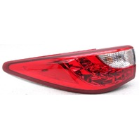 OEM Infiniti JX35, QX60 Left Driver Side Tail Lamp Lens Crack