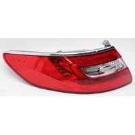 OEM Azera Outer Left Tail Lamp Lens Chip Tiny Chrome Trim Scratches 92403-3V020