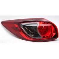 OEM Mazda CX-5 Outer Left Driver Side Tail Lamp KD33-51-160C - Lens Chip