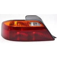 OEM Acura TL Left Driver Side Halogen Tail Lamp Missing Studs