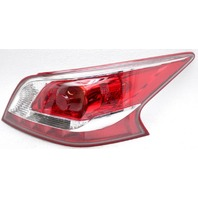 OEM Nissan Altima Sedan Right Passenger Side Tail Lamp Missing Trim