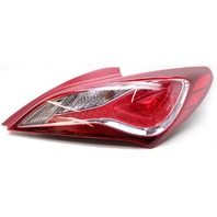 OEM Hyundai Genesis Coupe Right Passenger Side Tail Lamp Trim Crack