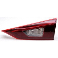 OEM Mazda Mazda 3 Right Passenger Side Halogen Tail Lamp Lens Chips