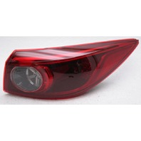 OEM Mazda 3 Outer Right Passenger Side LED Tail Lamp BHN2-51-150-E - Lens Chip
