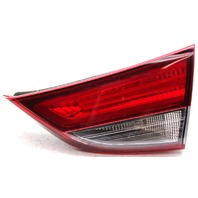OEM Hyundai  Elantra Sedan Right Passenger Side Tail Lamp Lens Crack