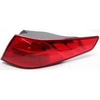 OEM Kia  Optima (US built) Right Passenger Side Tail Lamp Chrome Spot