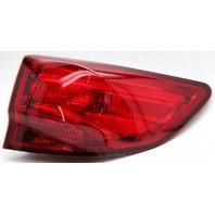 OEM Acura MDX Right Passenger Side Tail Lamp Lens Crack
