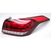 OEM Hyundai Genesis Outer Right Passenger Side Tail Lamp 92402-B1130 - Lens Chip
