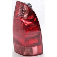 OEM Toyota Tacoma Right Passenger Side Tail Lamp Chrome Flaw 81550-04150