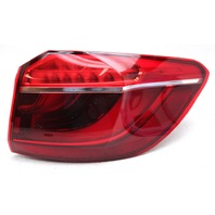 OEM BMW X6, X6M Outer Right LED Tail Lamp 63-21-7-314-862 - Lens Crack Less Trim