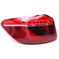 OEM BMW X6, X6M Left LED Tail Lamp 63-21-7-314-861 - Lens Crack Less Trim