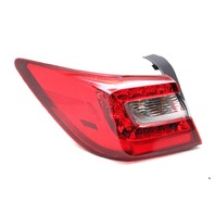 OEM Subaru Legacy Sedan Outer Left Tail Lamp 84912-AL10A - Lens Chip & Scratches