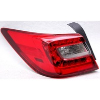 OEM Subaru Legacy Sedan Left Driver Side Tail Lamp Lens Crack 84912AL10A