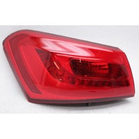 OEM Kia Forte Koup Outer Left Driver Side LED Tail Lamp 92401-A7530 - Lens Chip