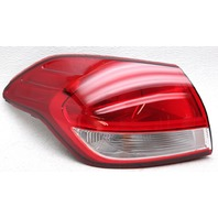 OEM Kia Forte5 Outer Left Driver Side Tail Lamp 92401-A7130 - Lens Chip