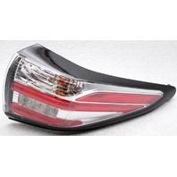 OEM Nissan Murano Right Passenger Side Tail Lamp Lens Crack