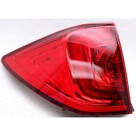 OEM Honda Pilot Left Driver Side LED Tail Lamp Lens Chip 33550TG7A01