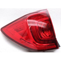 OEM Honda Pilot Left Driver Side LED Tail Lamp Trim Crack 33550TG7A01