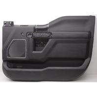 OEM Ford F150 Platinum Front Door Trim Panel Scuffs JL3B-1823942-LC3ZHE