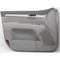 OEM Kia Borrego Front Driver Door Trim Panel 82301-2J311H9 Gray