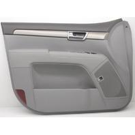 OEM Kia Borrego Front Driver Door Trim Panel 82301-2J312H9 Gray