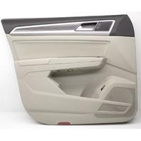 OEM Volkswagen Atlas Front Driver Door Trim Panel Scratches