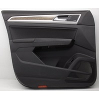 OEM Volkswagen Atlas Left Driver Side Front Door Trim Panel Dents Marks