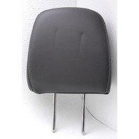 OEM Ford F150 F-150 Rear Left Right Black Leather Headrest AL3Z-18611A08-A