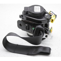 OEM Volkswagen Beetle Convertible Front Left Seat Belt 5C3-857-705-J-RAA Black