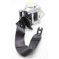 OEM Audi Q7 Front Right Passenger Side Seat Belt 4M0-857-806-D-V04 Black