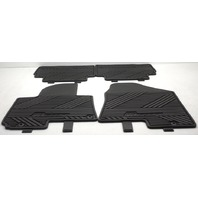 OEM Hyundai Tucson 4-Piece All Weather Rubber Floor Mat Set 2SF13-AC400