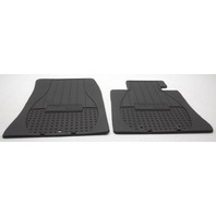 OEM Hyundai Genesis Coupe 2-Piece All Weather Front Floor Mat Set U8130-2M100