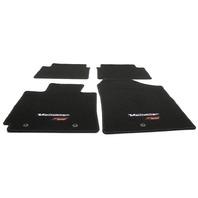 OEM Hyundai Veloster Rally Edition 4-Piece Floor Mat Set 2VF14-AC800