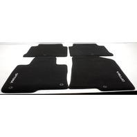 OEM Kia Optima Floor Mat Set Carpet Black D5014-ADU00