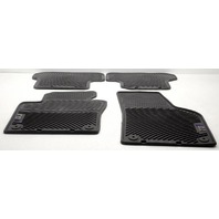 OEM Volkswagen Beetle Floor Mat Set 5C1-061-550B-041 Black
