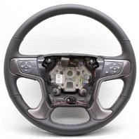 OEM GMC Sierra Denali Steering Wheel Crack 23278614