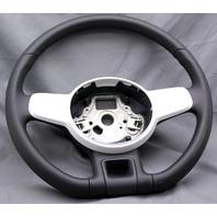 OEM Volkswagen Beetle Steering Wheel 5C0 419 091 AD B9A