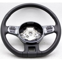 OEM Volkswagen Beetle Steering Wheel 5C0419091AGD7X Platinum Gray Metallic