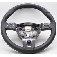 OEM Volkswagen Jetta Wagen Steering Wheel 5C0419091BUSZ Black