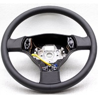 OEM Volkswagen Passat Steering Wheel 3B7419091B Black